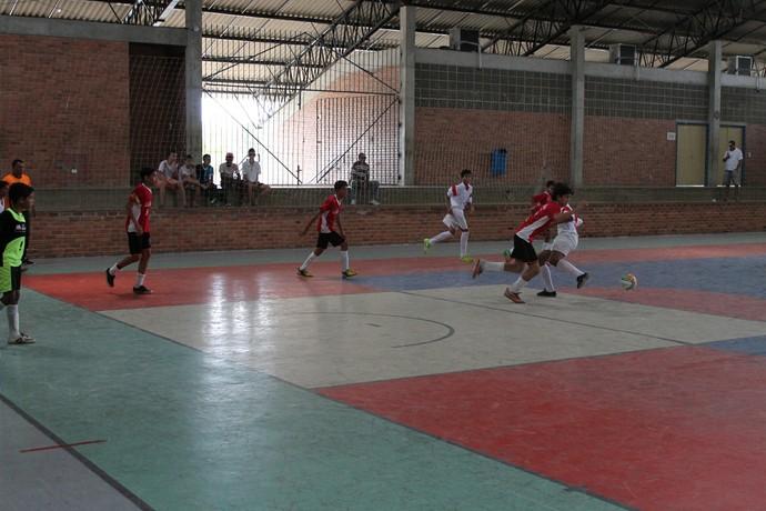 Essa é a 17ª  edição da Copa Petrolina de Futsal  (Foto: Henrique Almeida)