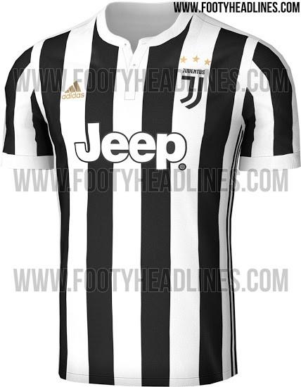 Juventus camisa 2017/18