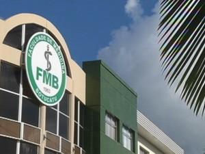 Faculdade de Medicina da Unesp de Botucatu ficou com o segundo lugar no ranking (Foto: Reprodução/TV TEM)