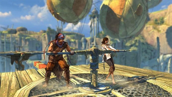 Prince of Persia é uma pérola escondida (Foto: Divulgação)