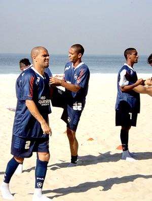 Alessandro, Botafogo (Foto: Richard Fausto de Souza / Globoesporte.com)