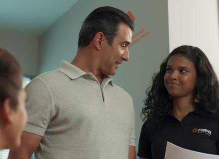 Ricardo elogia Joana para Stella após climão