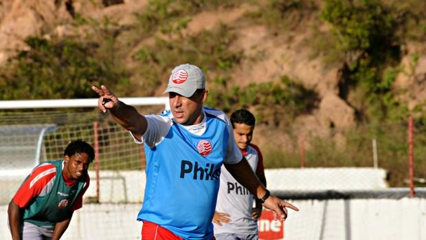 Marcelo Martelotte - Náutico (Foto: Aldo Carneiro/Pernambuco Press)