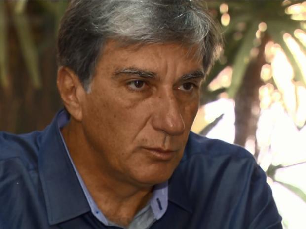 Rafael Simões (PSDB) diz que atual prefeito ainda não autorizou processo. (Foto: reprodução EPTV/Edson de Oliveira)
