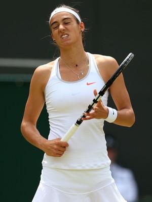 caroline garcia tenis wimbledon (Foto: Getty Images)