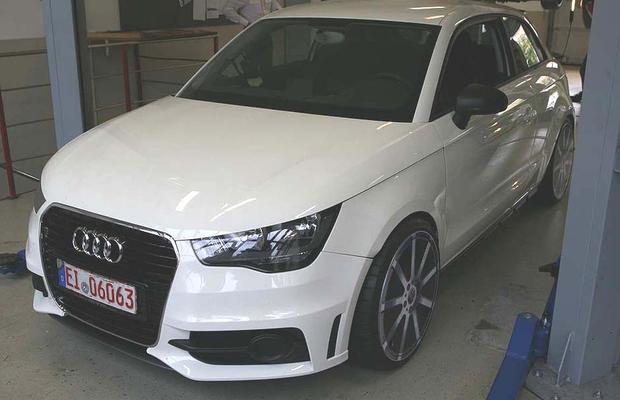 Audi A1 Nardo Edition (Foto: Divulgação)
