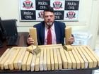 PM encontra 32 'tijolos' de maconha e prende homem em Piracicaba, SP