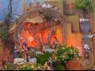 Presépio montado com cerca de 5 mil peças atrai visitantes em Mairinque