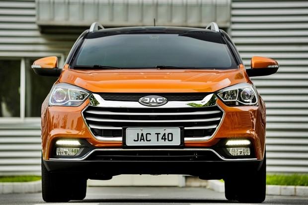 JAC T40 (Foto: Divulgação)
