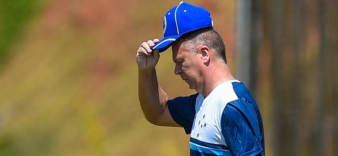 Mano Menezes Cruzeiro (Foto: Pedro Vilela/LightPress/Cruzeiro)
