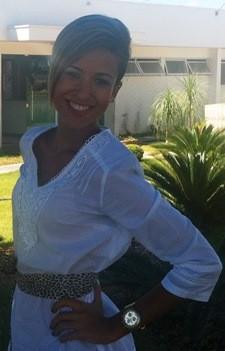 Suzana Siega apresenta o MG Cultura no MG Inter TV 1 Edição  (Foto: Henrique Corrêa)