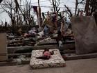 Danos do furacão ainda deixam comunidades incomunicáveis no Haiti