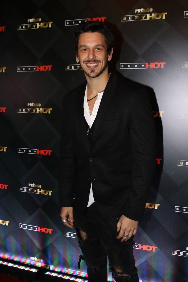 João Vicente (Foto: Thiago Duran/AgNews )