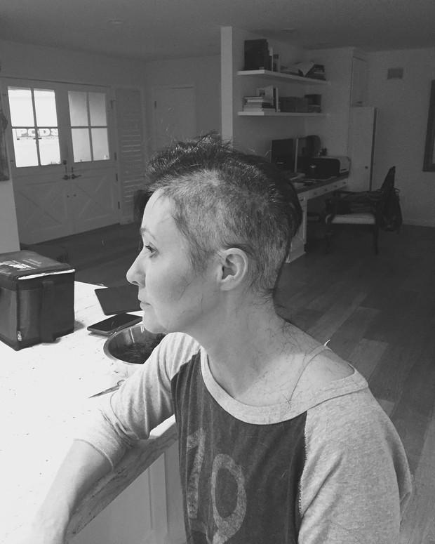 Shannen Doherty (Foto: Reprodução/ Instagram)