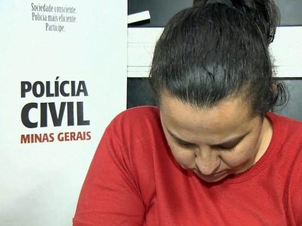 Rosiane Rosa da Silva, Rosa, Itapeva, Extrema, Cambuí (Foto: Reprodução/ EPTV)
