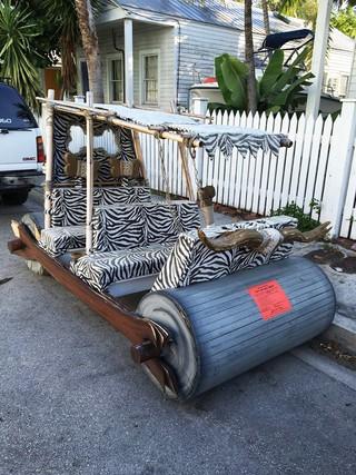 Carro multado (Foto: Reprodução / Facebook - City of Key West -- Government)