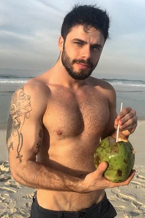 Rodrigo Marim (Foto: Reprodução / Instagram)