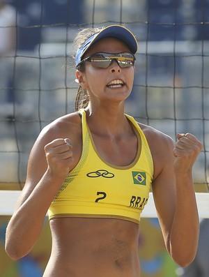 vôlei de praia; Carol Horta; Lili; Liliane Maestrine; Jogos Pan-Americanos (Foto: Washington Alves/Exemplus/COB)