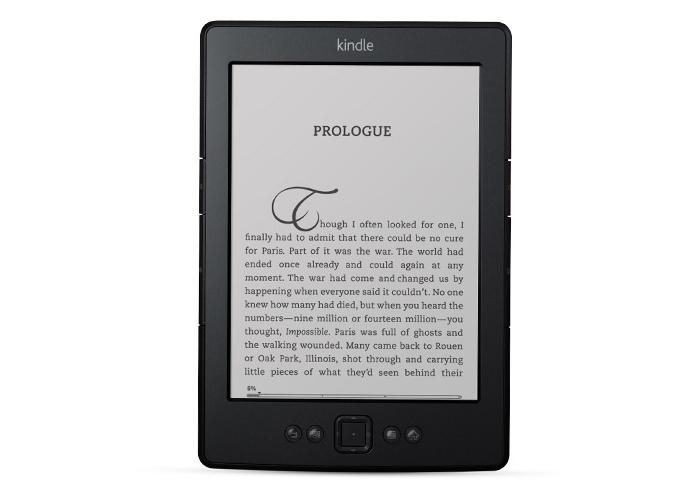 Kindle é excelente escolha para leitores (Foto: Divulgação/Amazon)