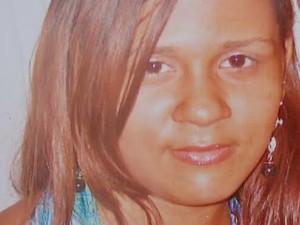 Welica Gomes Barros estava desaparecida há 10 meses (Foto: Jota Oliveira / Portl Jorrante)