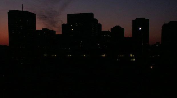 Apagão, blecaute, escuro, cidade (Foto: Wikimedia Commons)