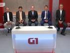 Candidatos a prefeito de Osasco, SP, participam de debate no G1