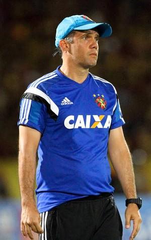 Santa Cruz x Sport Eduardo Baptista (Foto: Aldo Carneiro/Pernambuco Press)