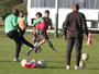 """Com """"dupla de técnicos"""", elenco do Coritiba volta aos treinos para Atletiba"""