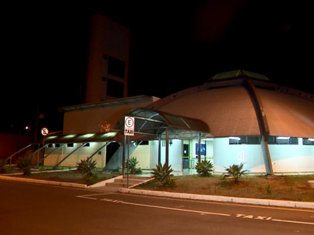 Aeroporto de Varginha (MG) passa a ter voos fretados para Belo Horizonte (MG) (Foto: Reprodução EPTV)