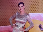Famosos vão à pré-estreia do filme 'Katy Perry - Part of Me 3D'
