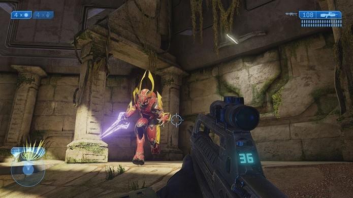 Modos multiplayer de Halo são nostálgicos (Foto: Divulgação)