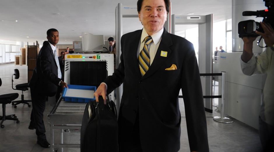 Silvio Santos anunciou que vai passar SBT para as filhas (Foto: Reprodução/Wikimedia Commons)
