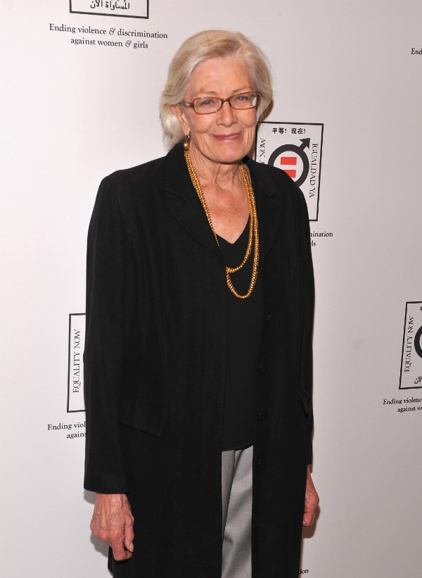 A atriz Vanessa Redgrave (Foto: Getty Images)