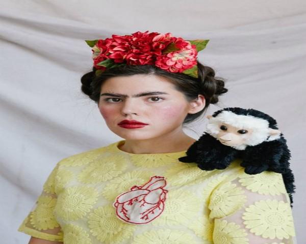 A figura de Frida Kahlo simboliza valentia e independência (Foto: Reprodução / Instagram)