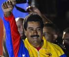 Governo chama comício após Maduro vencer (Luis Acosta/AFP)