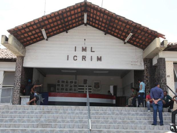 Interdições de IML e Icrim de São Luís foram determinadas em até três dias (Foto: Douglas Júnior/O Estado)