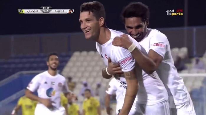 BLOG: Thiago Neves faz belo gol, e ex-Bota e Vasco também marcam nos Emirados