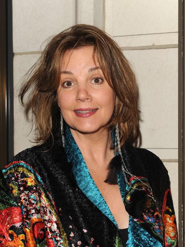 A atriz Margaret Colin (Foto: Getty Images)