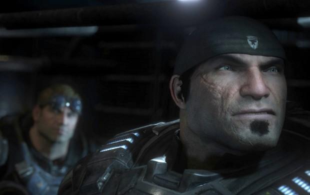 Cena de 'Gears 4', novo título da franquia 'Gears of War'. (Foto: Divulgação/Microsoft)