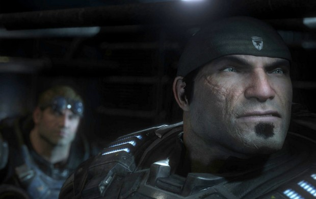 'Gears of War Ultimate' foi treino para 'Gears 4', diz produtor do game E32015_gear1-g1
