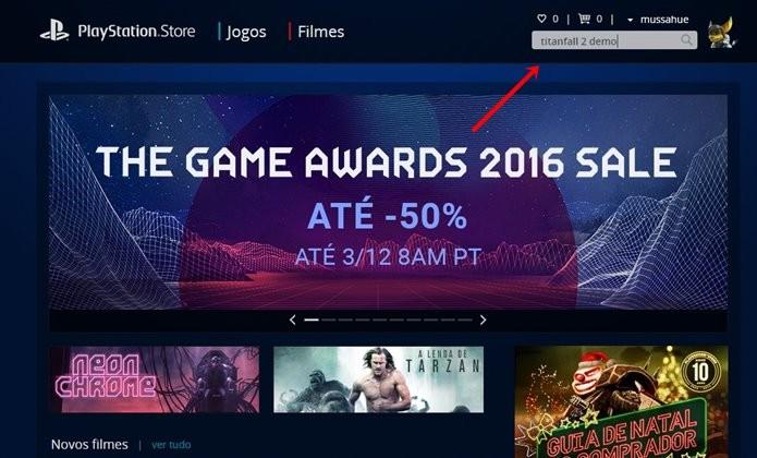 Download do multiplayer grátis de Titanfall 2 está disponível na PSN (Foto: Reprodução/Felipe Demartini)