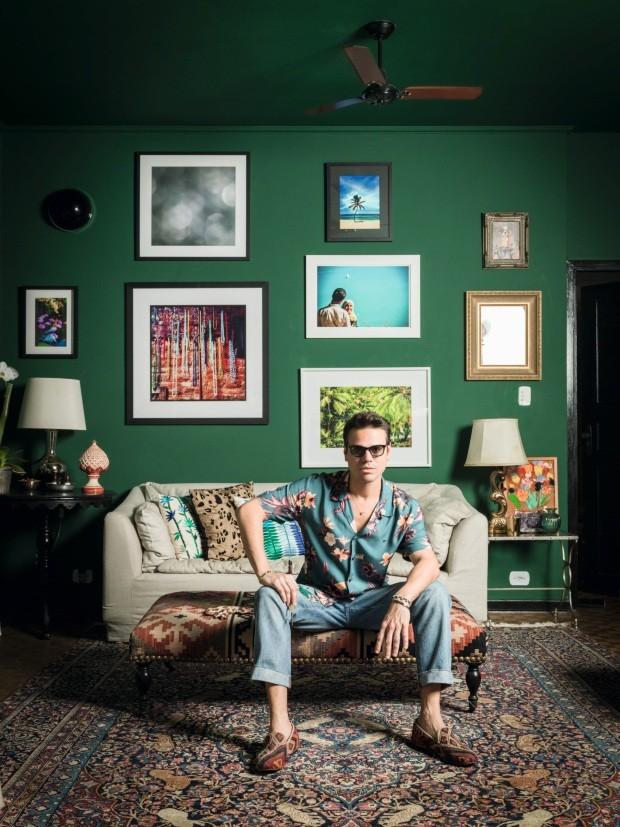 Quatro ideias para misturar estilos em casa (Foto: Christian Maldonado)