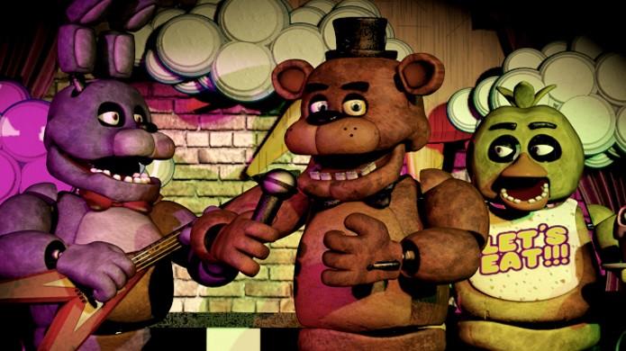 Five Nights at Freddys tem histórias realmente estranhas em seu desenvolvimento (Foto: Reprodução/Steam)