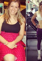 Blogueira emagrece 17 quilos em nove meses: 'Vivia me escondendo'