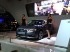 Audi esbanja esportivos no Salão, mas novo A3 é principal lançamento
