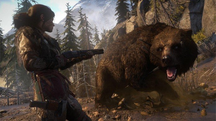 Rise of the Tomb Raider: 20 Year Celebration chegará ao PlayStation 4 em breve (Foto: Reprodução/All Games)
