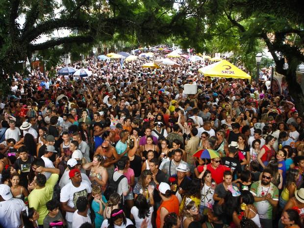 Carnaval de rua de Porto Alegre tem desfiles previstos até maio (Foto: Joel Vargas/PMPA)