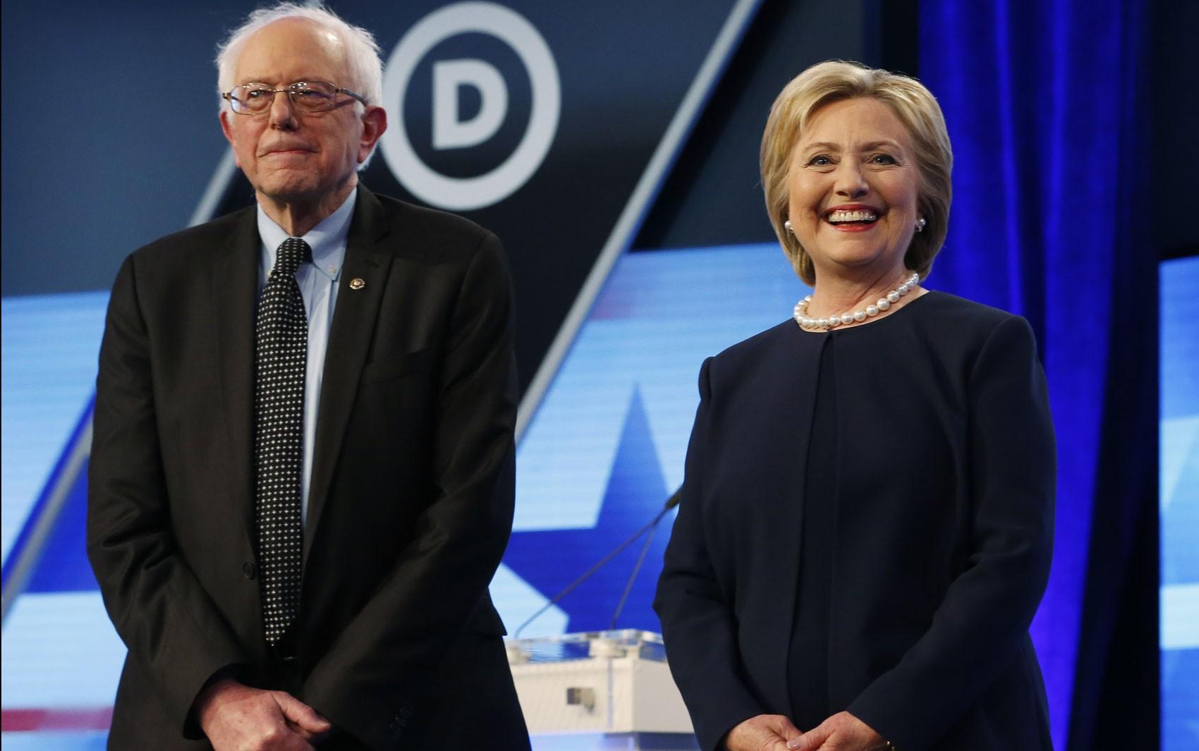 Hillary Clinton é a primeira mulher candidata à Casa Branca