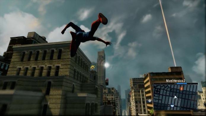 The Amazing Spider-Man 2: dicas para mandar bem no game (Foto: Reprodução/Murilo Molina)