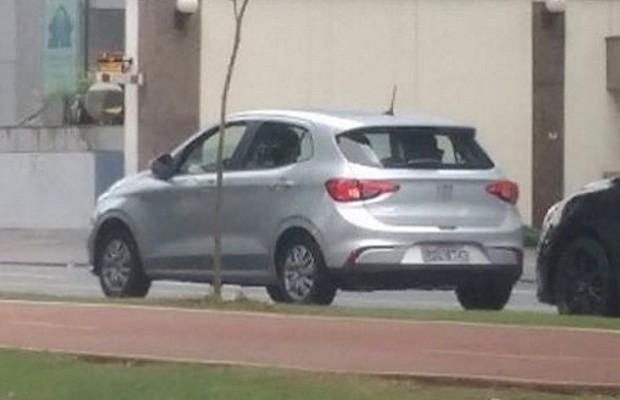 Fiat Argo Drive 1.0 (Foto: Reprodução)